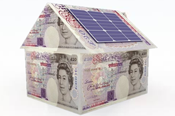 solar panel home make money with the feed in tariff